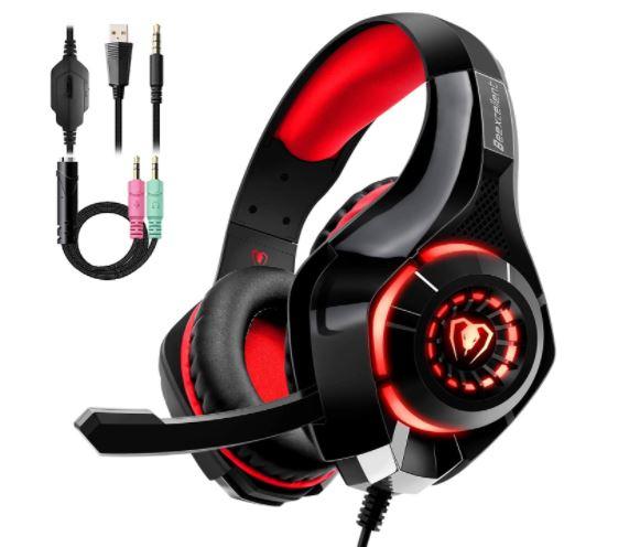 Auriculares Gaming Premium Stereo