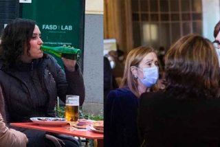 """Cree el ladrón...: Los socios de Pedrojota acusan a Díaz Ayuso de """"tomarse el aperitivo en plena pandemia"""""""