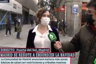 """Ayuso silencia a laSexta: """"En la historia de España Juan Carlos I ha aportado más que Pablo Iglesias"""""""