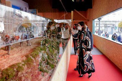 Madrid: El Belén y la decoración navideña de la Comunidad ya pueden ser visitados de forma virtual
