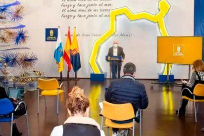 Gran Canaria pide medidas contundentes con las fronteras respecto a la cepa del Reino Unido