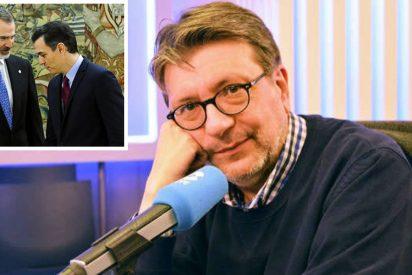 Ignacio Camacho desvela la bestial falsedad del Gobierno y su plan contra la Corona