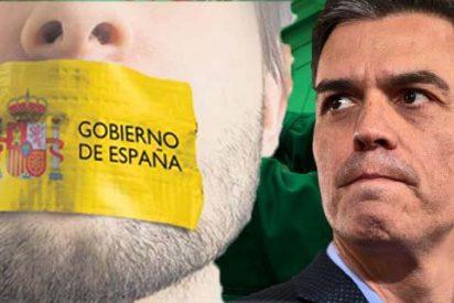 VOX pide al Supremo que juzgue al 'Ministerio de la Verdad' de Sánchez y su coacción a la libre prensa