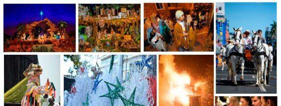 Así se celebran las navidades en Centroamérica y República Dominicana