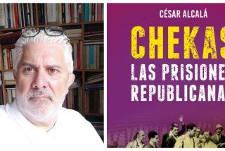 """César Alcalá: """"Las chekas republicanas eran máquinas de matar tan eficientes que asombraron hasta a los nazis"""""""