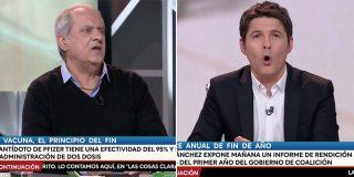 La dupla Cintora-Aroca, la vergüenza de TVE: así venden sin parar a Sánchez y acusan al PP de ser el mal