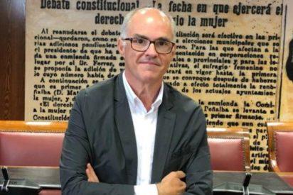 """Fernando de Rosa (PP): """"Garzón en TVE es como entrevistar a 'El Dioni', es un delincuente que debe pedir perdón"""""""