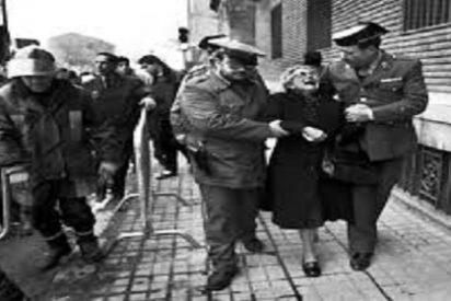 Un día triste para los Guardias Civiles y sus familias