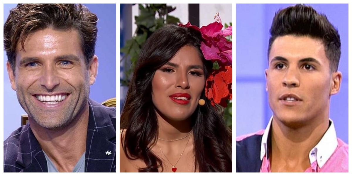 """'Sálvame' destapa toda la verdad sobre el """"trío"""" entre Chabelita, Efrén y Kiko Jiménez"""