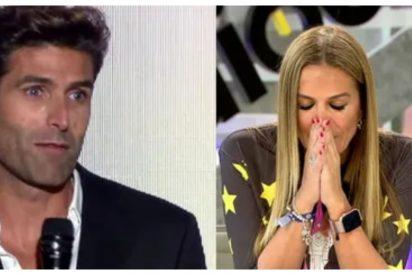 """Marta López y Efrén siguen con su """"montaje"""" en Telecinco: ¿Hay grabaciones íntimas de la colaboradora?"""