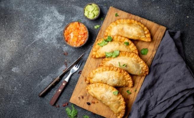 Empanadas argentinas o criollas de carne