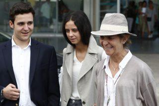 Froilán y Victoria Federica: su 'padrastro' oculto es Coronel del Ejército y enfurece a Iglesias