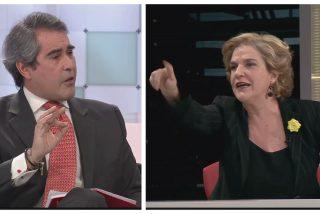 Tangana en TV3: Rahola y Karmele se ponen como hienas cuando García-Juez defiende al Ejército español
