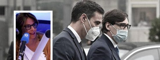 """Los palos al Gobierno no cesan en COPE aunque no esté Herrera: """"¿Por qué no dan la cara?"""""""