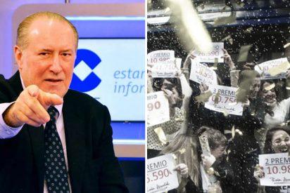 El economista Gay de Liébana 'amarga' la Lotería a los que les toque y, sobre todo, a los que no