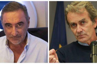 """Herrera sacude la badana a Simón: """"No te apuntes el tanto de la gestión en la segunda ola del Covid"""""""
