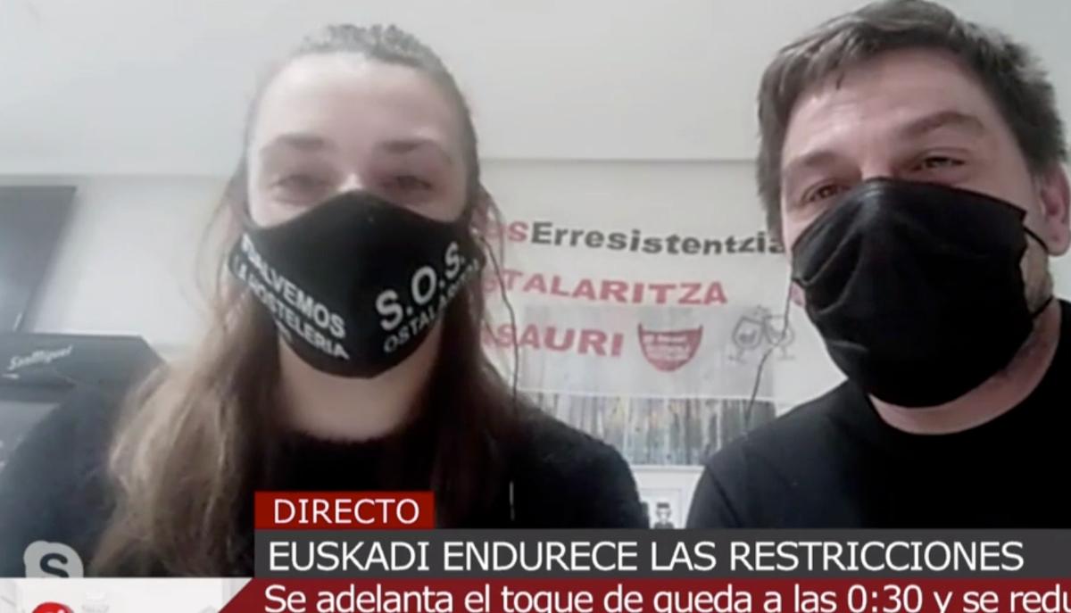"""El Quilombo / El monumental cabreo de una hostelera retumba en la Moncloa: """"Señor Sánchez, ¿a qué estamos jugando?"""""""