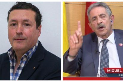 """Íñigo Fernández (PP de Cantabria): """"En lugar de decir la verdad, Revilla optó por esconderse con cobardía"""""""