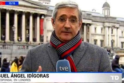 Ya llueven palos desde dentro: un excorresponsal de TVE retrata a Cintora por sus obsesiones con VOX y el Rey