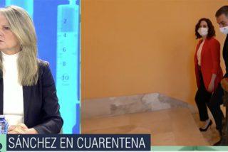 """Isabel San Sebastián quita el turrón de la boca al Gobierno: """"¿Por qué son tan cobardes? ¡Qué vergüenza!"""""""