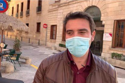 Prohíben a Javier Negre preguntarle a la socialista Armengol por las menores prostituidas en Baleares