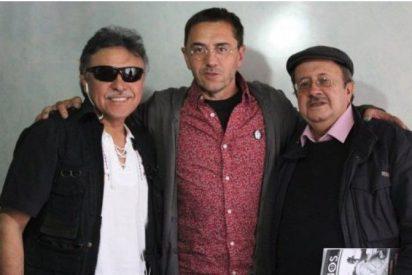 """El narcoterrorista Jesús Santrich, 'amiguete' de Monedero, """"abatido"""" en Venezuela"""
