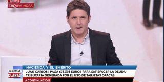 """Cuando Cintora se negaba a responder las preguntas de PD sobre TVE: """"No voy a deciros nada"""""""