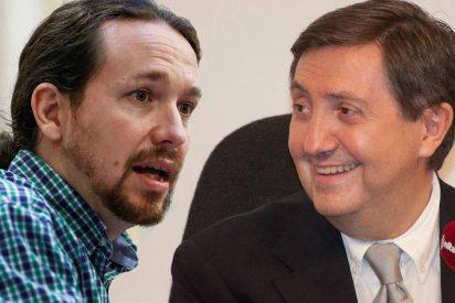 La hemeroteca destroza a Iglesias: El día que defendió ante Jiménez Losantos los escraches a políticos en sus casas