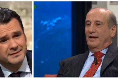 """El nieto de Franco provoca escalofríos a Iñaki López: """"A lo mejor el Gobierno comunista también quiere tu casa"""""""