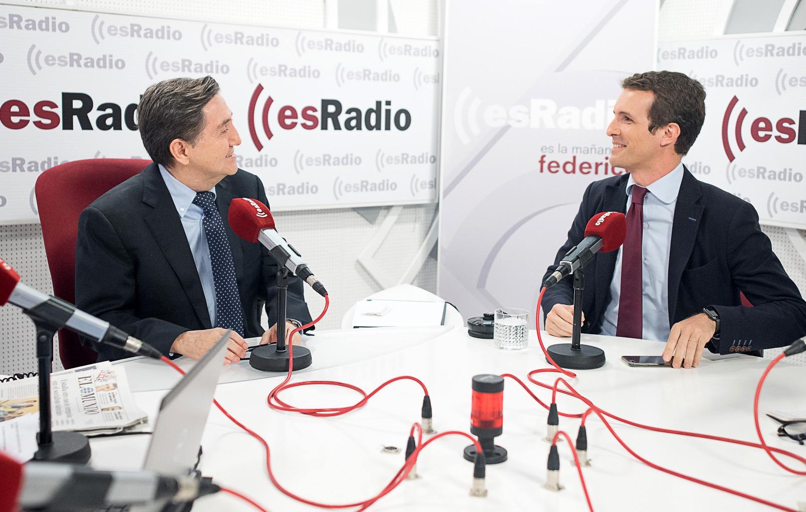 EGM / La derecha, al alza: máximo histórico para Losantos; Herrera, otra vez mejor dato de su carrera