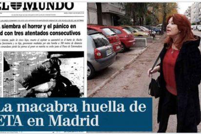 """Una tuitera afín a Podemos, contra la madre de Irene Villa: """"Ser víctima no te hace ser buena persona"""""""