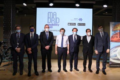 Nace Madrid Mobility 360, el planificador de rutas multimodales