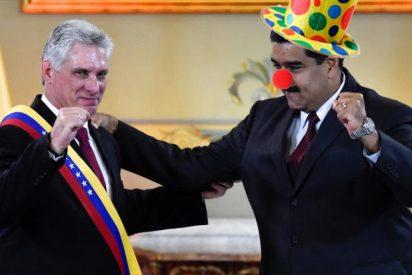 """España pasa del """"payaso"""" Maduro y negociará la colaboración militar en Venezuela con Cuba, el """"dueño del circo"""""""