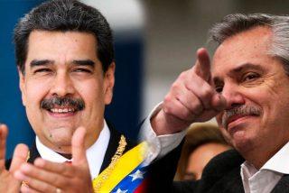 """Un enloquecido chavismo llama """"tonto y pendejo"""" al presidente de Argentina"""