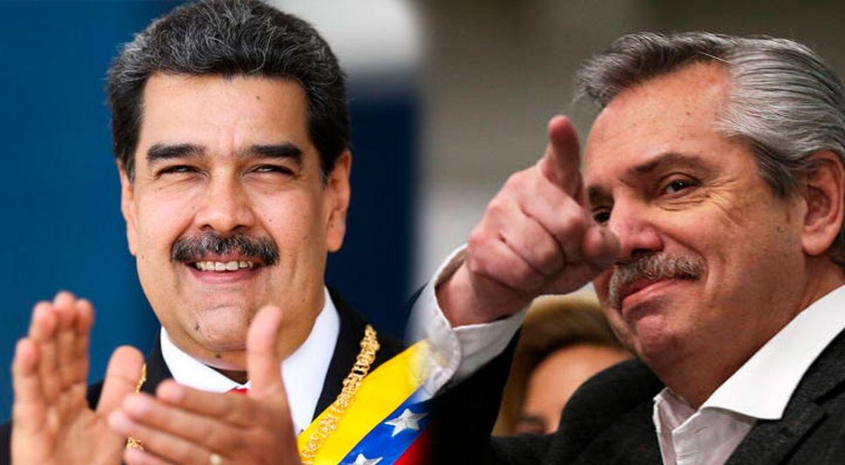 Argentina hinca la rodilla ante la tiranía chavista: retira su apoyo a la demanda contra Maduro en la CPI