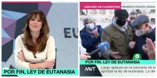 El Quilombo / ¡Por fin, eutanasia! Euforia y lágrimas en la izquierda mediática por el triunfo de la muerte