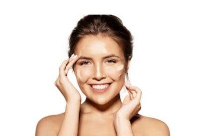 aplicar maquillaje sobre una piel ya maquillada