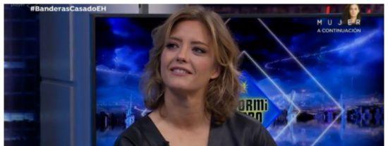 'El Hormiguero': el ataque de María Casado a la TVE socialista tras su despido