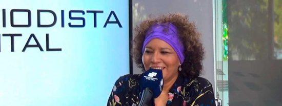Mariella Kohn: Voz, talento y una canción...