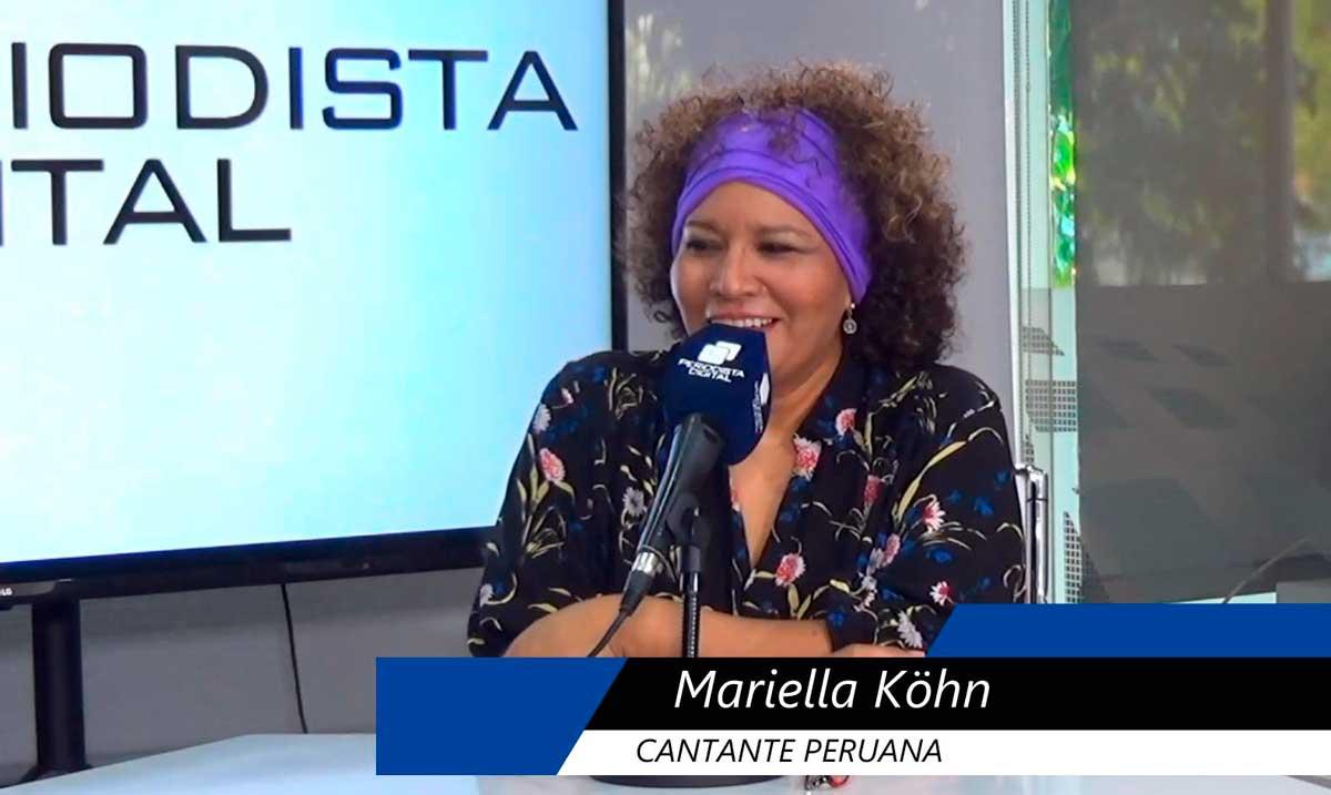 """Mariella Köhn regresa con """"Gente de ida y vuelta"""""""