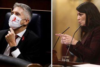 """Olona zarandea a Marlaska por los PGE con el """"sello de ETA"""": """"Mamporrero y traidor dirá su epitafio político"""""""