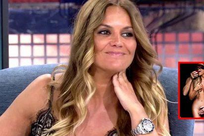 El tremebundo 2020 de Marta López termina en desnudo integral para 'vender' su App de citas entre famosos