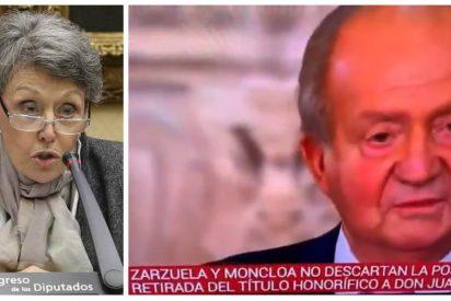 TVE se corona con un ridículo supremo: Difunde sin pruebas que Juan Carlos I perderá su título de rey