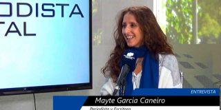 """Mayte García Caneiro: """"Cómo cambiar mi vida a los 40"""""""