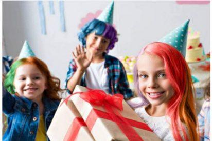 Cómo hacer mechas de colores para niñas