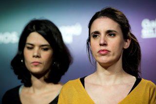 El 'feminismo' de Irene Montero: lloriquea por el 'Macho Alfa' en vez de felicitar a Díaz Ayuso o Mónica García