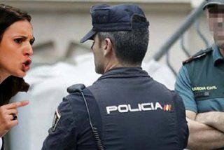 Policía Nacional y Guardia Civil desmienten el vergonzoso bulo de Irene Montero que les acusa de racistas