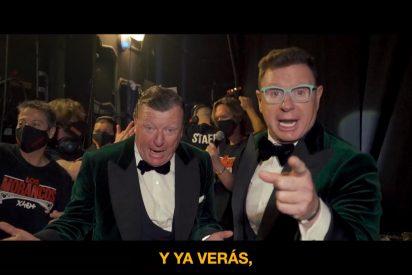 Los Morancos estrenan videoclip navideño sobre el Covid y a ritmo de Maluma