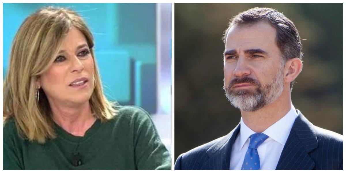 """Palomera destila veneno contra Felipe VI: """"Ha perdido la ocasión de desmarcarse como rey de las derechas"""""""