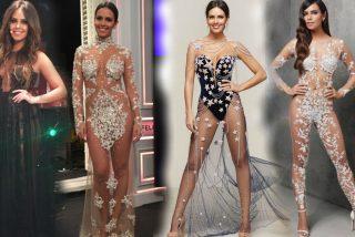 Un desliz en directo en laSexta adelanta el vestido 'hot' de Nochevieja de Cristina Pedroche